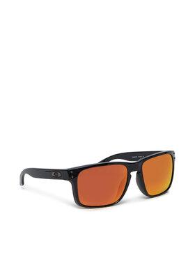 Oakley Oakley Okulary przeciwsłoneczne Holbrook 0OO9102-F155 Czarny