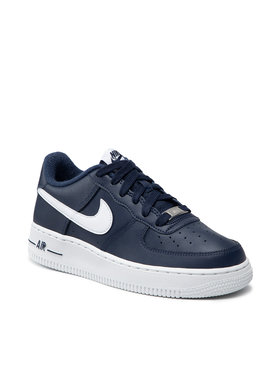 Nike Nike Cipő Air Force 1 An20 (Gs) CT7724 400 Sötétkék