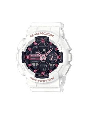 G-Shock G-Shock Часовник GMA-S140M-7AER Бял