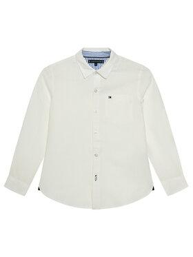 Tommy Hilfiger Tommy Hilfiger Camicia Essential KB0KB06495 D Bianco Regular Fit