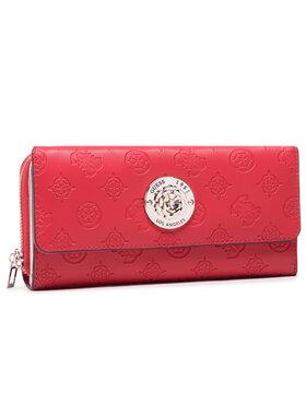 Guess Guess Velká dámská peněženka Dayane (SG) Slg SWSG79 68620 Červená