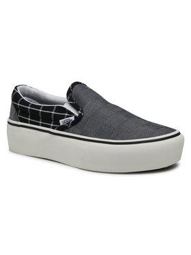 Vans Vans Πάνινα παπούτσια Classic Slip-On P VN0A3JEZ1AW1 Γκρι