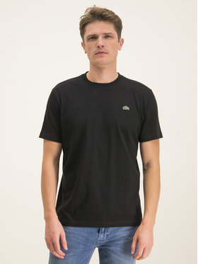 Lacoste Lacoste T-shirt TH7618 Noir Regular Fit