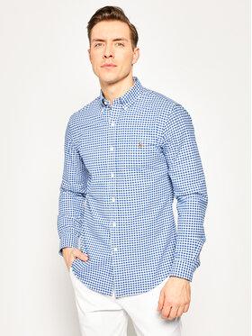Polo Ralph Lauren Polo Ralph Lauren Košeľa Core Replen 710549084 Modrá Slim Fit