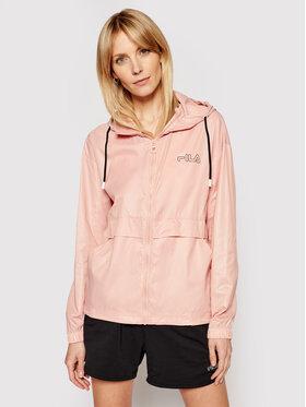 Fila Fila Демісезонна куртка Janet 683314 Рожевий Regular Fit