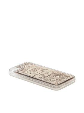 Guess Guess Étui téléphone portable GUHCI8LGGITDGO Blanc