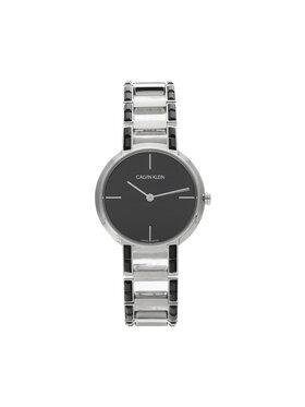 Calvin Klein Calvin Klein Uhr Lady K8NX3UB1 Silberfarben