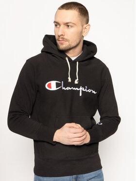 Champion Champion Mikina Reverse Weave 212574 Černá Regular Fit