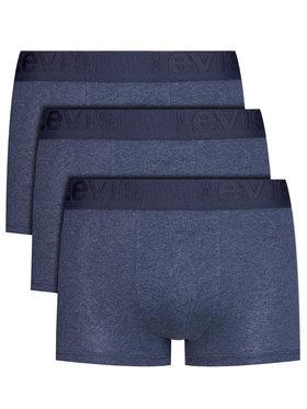 Levi's® Levi's® Комплект 3 чифта боксерки 905042001 Тъмносин