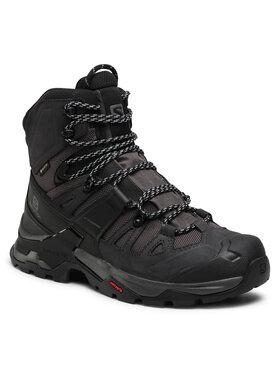 Salomon Salomon Trekingová obuv Quest 4 Gtx GORE-TEX 412926 27 V0 Čierna