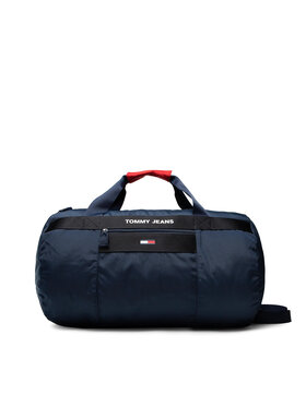 Tommy Jeans Tommy Jeans Krepšys Tjm Essential Duffle AM0AM07770 Tamsiai mėlyna