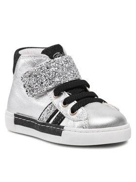 Primigi Primigi Sneakersy 8430633 S Stříbrná