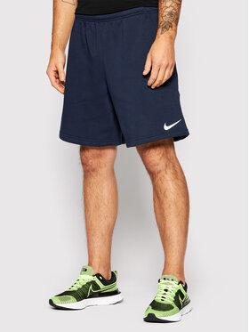 Nike Nike Szorty sportowe Park CW6910 Granatowy Regular Fit