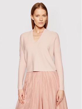 Marella Marella Sweter Prix 33610515 Różowy Regular Fit