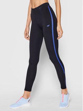 4F 4F Leginsai H4L21-LEG013 Tamsiai mėlyna Slim Fit