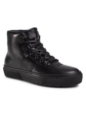 Woolrich Woolrich Sneakersy WFM202.080.3300 Černá