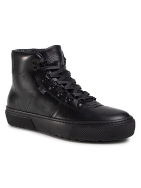 Woolrich Woolrich Sneakersy WFM202.080.3300 Czarny