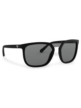 Emporio Armani Emporio Armani Slnečné okuliare 0EA4123 500187 Čierna