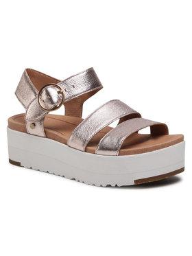 Ugg Ugg Sandále W Leedah 1119810 Ružová