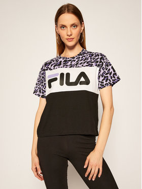 Fila Fila T-shirt Allison Aop 687973 Multicolore Regular Fit