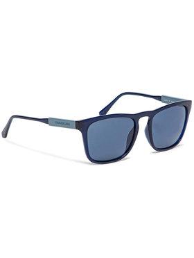 Calvin Klein Jeans Calvin Klein Jeans Okulary przeciwsłoneczne CKJ20501S 42095 Granatowy