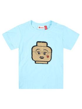 LEGO Wear LEGO Wear Tričko 308 22337 Modrá Regular Fit