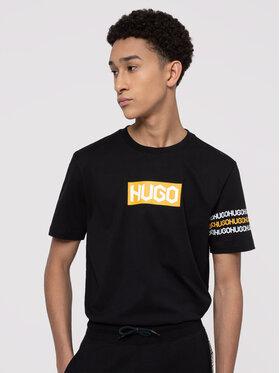 Hugo Hugo Póló Dake 50448862 Fekete Regular Fit