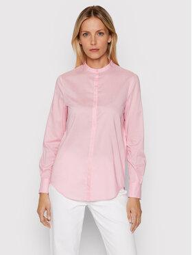 Boss Boss Koszula C_Befelize_18 50436922 Różowy Relaxed Fit