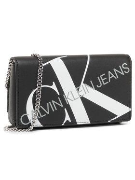 Calvin Klein Jeans Calvin Klein Jeans Дамска чанта Phone Crossbody K60K606874 Черен