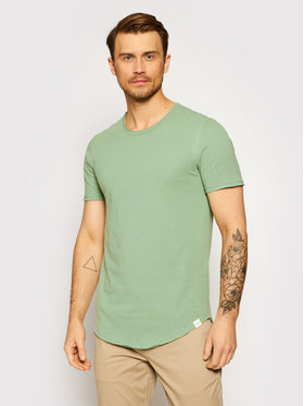 Only & Sons ONLY & SONS Тишърт Benne 22019061 Зелен Regular Fit