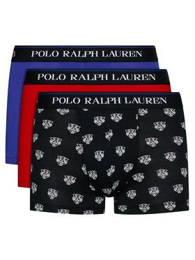 Polo Ralph Lauren Polo Ralph Lauren Set 3 perechi de boxeri 714830299 Colorat