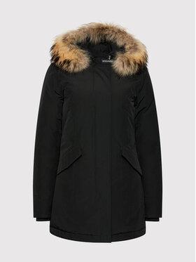 Woolrich Woolrich Parka Arctic Raccoon CFWWOU0538FRUT0001 Fekete Regular Fit