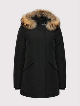 Woolrich Woolrich Parka Arctic Raccoon CFWWOU0538FRUT0001 Μαύρο Regular Fit