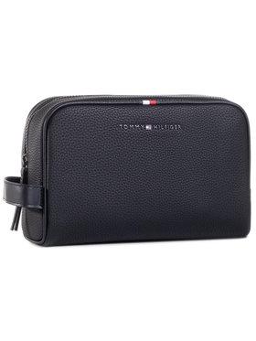 Tommy Hilfiger Tommy Hilfiger Kosmetiktasche Essential Washbag AM0AM06525 Schwarz