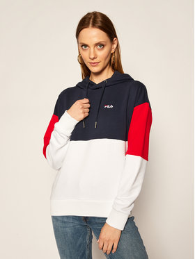Fila Fila Sweatshirt Sanja Cropped 687977 Multicolore Regular Fit