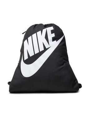 Nike Nike Рюкзак-мішок DC4245-010 Чорний