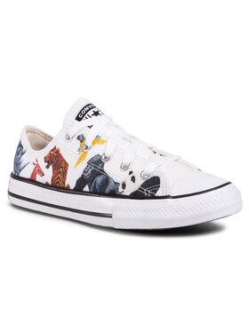 Converse Converse Sneakers Ctas Ox 668462C Λευκό