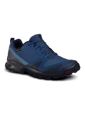 Salomon Salomon Trekkingschuhe Xa Collider Gtx GORE-TEX 412327 27 V0 Blau