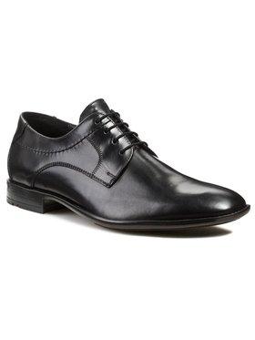 Lloyd Lloyd Pantofi Garvin 13-055-00 Negru