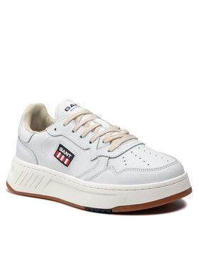 Gant Gant Сникърси Kazpar 23631044 Бял