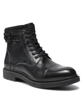 Gino Rossi Gino Rossi Зимни обувки MI08-C878-877-08 Черен