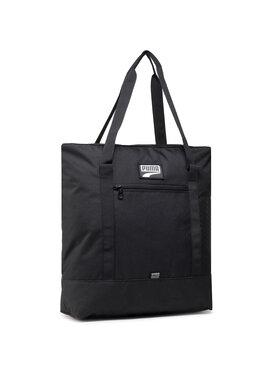 Puma Puma Дамска чанта Deck Tote Bag 078036 01 Черен
