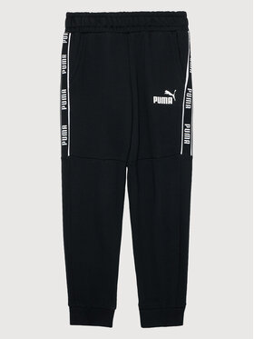 Puma Puma Pantalon jogging Amplified 580331 Noir Regular Fit
