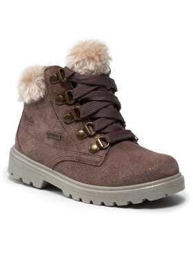 Superfit Superfit Turistická obuv GORE-TEX 1-009454-8500 M Hnědá