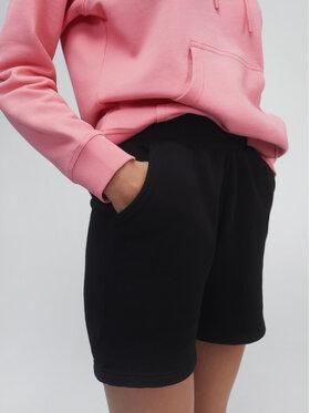 Sprandi Sprandi Sportske kratke hlače SS21-SHD007 Crna Regular Fit
