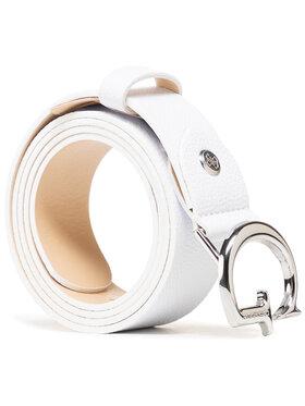 Guess Guess Moteriškas Diržas Corily Belts BW7451 VIN35 Balta