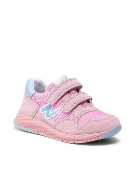 Naturino Naturino Sneakersy Sammy Vl. 0012015880.01.0M02 S Ružová