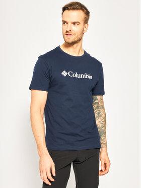Columbia Columbia Tricou CSC Basic Logo EM2180 Bleumarin Regular Fit