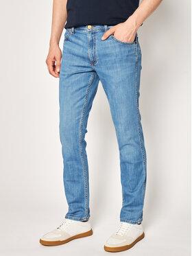 Wrangler Wrangler Jeansy Regular Fit Greensboro W15QQ1158 Blu Regular Fit