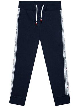 TOMMY HILFIGER TOMMY HILFIGER Spodnie dresowe Tape KB0KB06170 Granatowy Regular Fit
